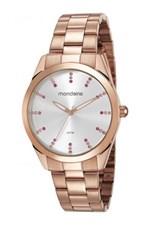 Ficha técnica e caractérísticas do produto Relógio Mondaine Feminino 53672LPMVRE4