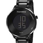 Ficha técnica e caractérísticas do produto Relógio Mondaine Feminino 53786LPMVPE3 Preto
