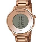 Ficha técnica e caractérísticas do produto Relógio Mondaine Feminino 53786LPMVRE2 Rose