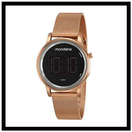 Ficha técnica e caractérísticas do produto Relógio Mondaine Feminino 53787Lpmvre2