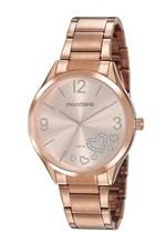 Ficha técnica e caractérísticas do produto Relógio Mondaine Feminino 53821Lpmvre3 Rosê