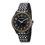 Ficha técnica e caractérísticas do produto Relógio Mondaine Feminino Preto 53649Lpmvpe2