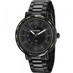 Ficha técnica e caractérísticas do produto Relógio Mondaine Feminino Preto 53677LPMVPE3