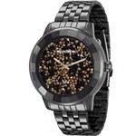 Ficha técnica e caractérísticas do produto Relógio Mondaine Feminino Preto 94713LPMVPE9