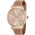 Ficha técnica e caractérísticas do produto Relógio Mondaine Feminino Rosê 53615LPMVRE3