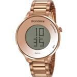 Ficha técnica e caractérísticas do produto Relógio Mondaine Feminino Rosê 53786LPMVRE2