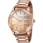 Ficha técnica e caractérísticas do produto Relógio Mondaine Feminino Rosê 76725LPMVRE2