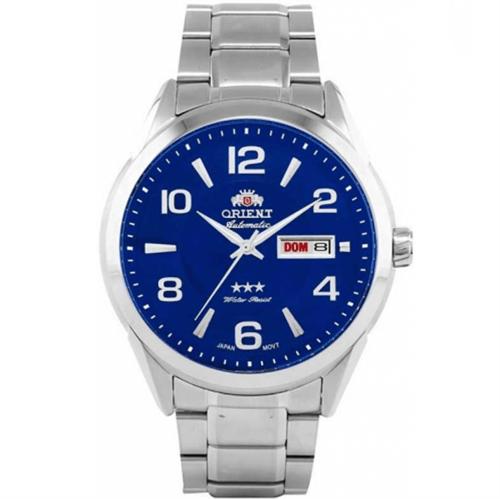Ficha técnica e caractérísticas do produto Relógio Orient Masculino 469SS052-D2SX 003762REAN