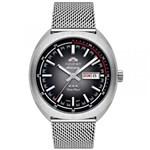 Ficha técnica e caractérísticas do produto Relógio Orient Masculino Automático Prata - 469SS082 G1SX