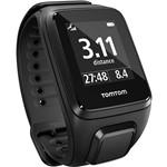 Relógio para Corrida TomTom Spark Cardio Music com Monitor Cardíaco + GPS G - Preto