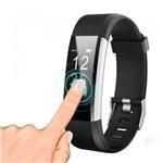 Relógio Pulseira Inteligente Bluetooth Smart Band Pressão Arterial