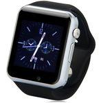 Ficha técnica e caractérísticas do produto Relogio Smartwatch A1 - Preto