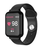 Ficha técnica e caractérísticas do produto Relógio Smartwatch B57 (Preto)