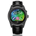 Ficha técnica e caractérísticas do produto Relógio Smartwatch C5 - Preto