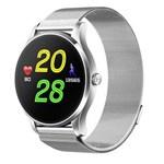 Ficha técnica e caractérísticas do produto Relógio Smartwatch K88 - Prata