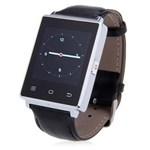 Ficha técnica e caractérísticas do produto Relógio Smartwatch NO.1 D6 - Preto