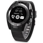 Ficha técnica e caractérísticas do produto Relógio Smartwatch SW007 - Preto