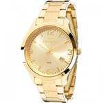 Ficha técnica e caractérísticas do produto Relógio Technos Feminino Dourado 2315ACD/4X
