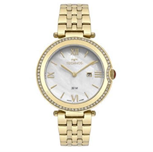 Ficha técnica e caractérísticas do produto Relógio Technos Feminino GL15AT/4B 0