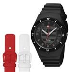 Relógio Technos Flamengo Ref: 502a8p
