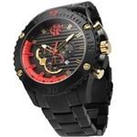 Ficha técnica e caractérísticas do produto Relógio Technos Masculino Flamengo - Flaos2aaa/3r