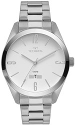 Ficha técnica e caractérísticas do produto Relógio Technos Masculino Steel 2115MNU/1B