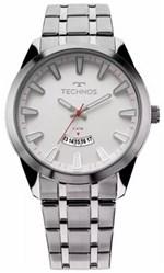 Ficha técnica e caractérísticas do produto Relógio Technos Racer Masculino 2115kzb/1b Prata