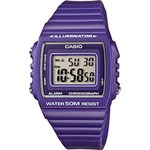 Relógio Unissex Casio Digital W-215H-6AVDF