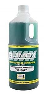 Ficha técnica e caractérísticas do produto Removedor de Ferrugem Quimox 500ml-QUIMATIC-RA01