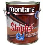 Ficha técnica e caractérísticas do produto Removedor Tinta Striptizi Gel Montana 3,6L Montana