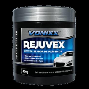 Ficha técnica e caractérísticas do produto Revitalizador de Plásticos Rejuvex Vonixx, (400g)