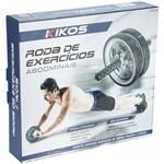 Roda de Exercícios Abdominais Kikos