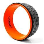 Ficha técnica e caractérísticas do produto Roda Magic Anel para Pilates e Ioga Texturizado Alaranjado