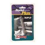 Rodel 80mm Duplo Cortag