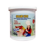 Sabor em Pó para Sorvete Blue Ice 100g - Selecta