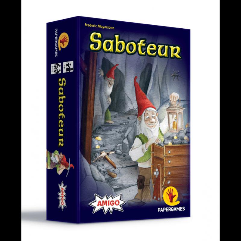 Ficha técnica e caractérísticas do produto Saboteur