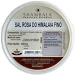Ficha técnica e caractérísticas do produto Sal Rosa do Himalaia Fino 300g - Shambala