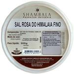 Ficha técnica e caractérísticas do produto Sal Rosa do Himalaia Fino 300g