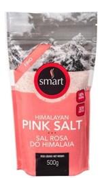 Ficha técnica e caractérísticas do produto Sal Rosa do Himalaia Fino 500g SMART
