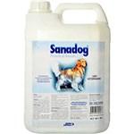 Ficha técnica e caractérísticas do produto Sanadog Shampoo Dermatológico Cães 5L Mundo Animal