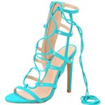 Ficha técnica e caractérísticas do produto Sandália My Shoes Lace Up