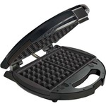 Ficha técnica e caractérísticas do produto Sanduicheira Waffle Oster Chrome 3892-017 700w 127v