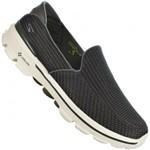 Ficha técnica e caractérísticas do produto Sapato Go Walk 3 Oliva Skechers 53980 Xxm42