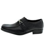 Sapato Masculino Social Preto Fox Shoes - 702