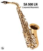 Ficha técnica e caractérísticas do produto Sax Alto Eagle Sa 500 Ln Mib