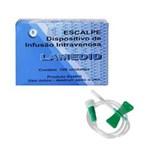 Ficha técnica e caractérísticas do produto Scalp Solidor 21G (Caixa com 100 Unidades)