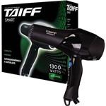 Secador de Cabelos Taiff Smart com 1300w, 5 Temperaturas e 2 Velocidades - 110V