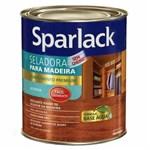 Ficha técnica e caractérísticas do produto Selador para Madeira Base D'água Sparlack 0,9L