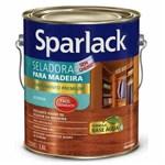 Ficha técnica e caractérísticas do produto Selador para Madeira Base D'água Sparlack 3,6L