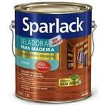 Ficha técnica e caractérísticas do produto Seladora Sparlack para Madeira Base Dagua 1/4 900ml